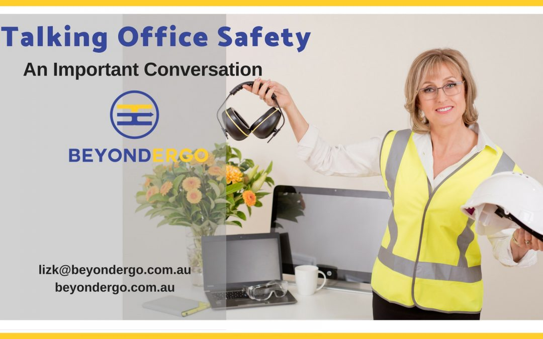 Talking Office Safety