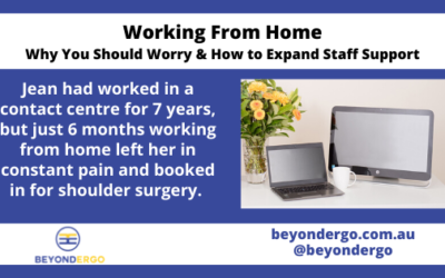 Why We Should Worry About WFH & How To Expand Staff Support